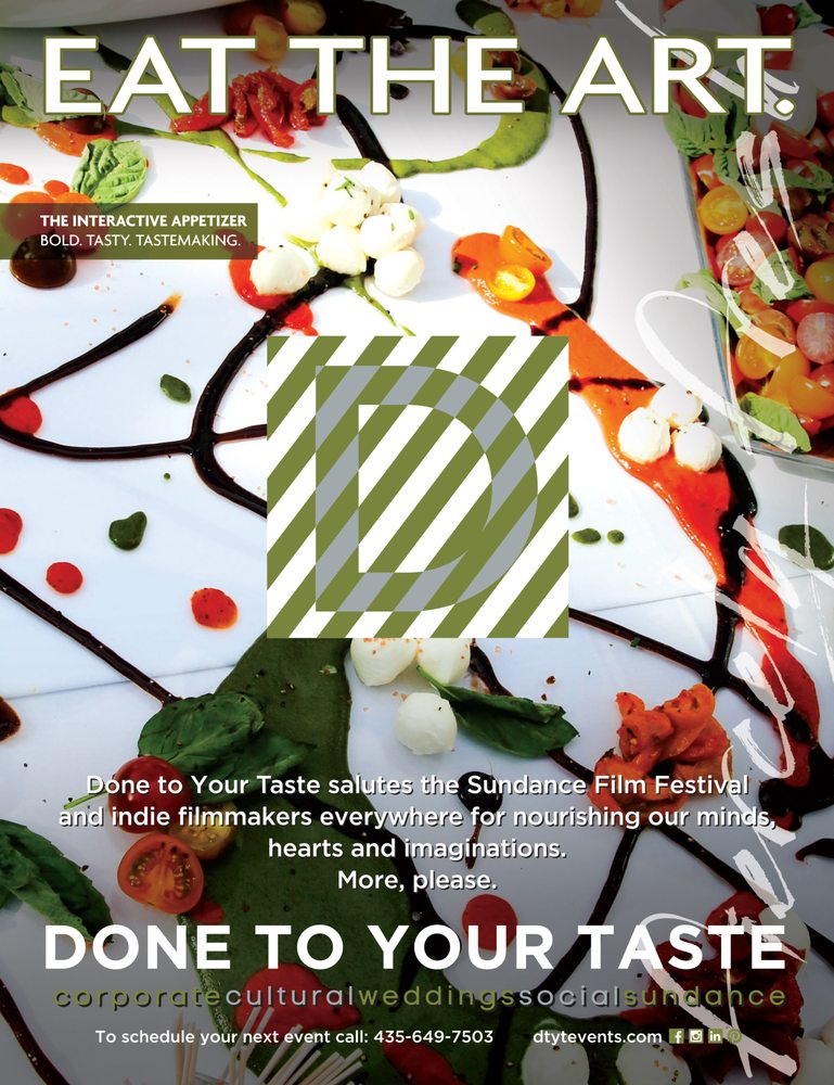Done To Your Taste Catering & Events: Park City, UT
