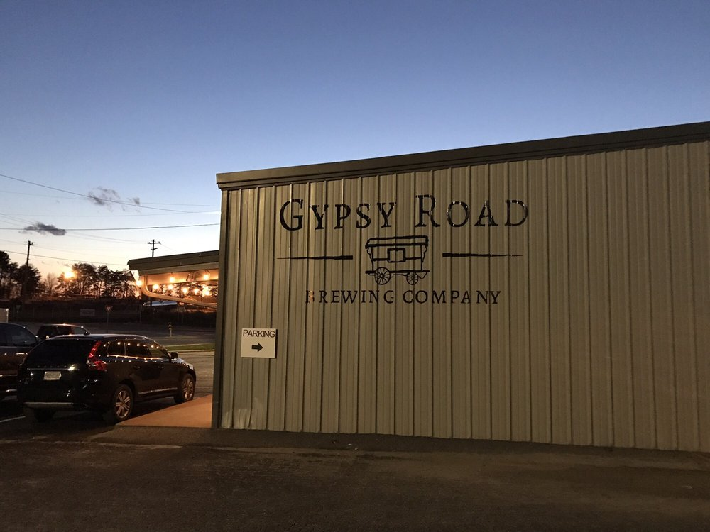 Gypsy-Road Brewing Company: 1105 E Mountain St, Kernersville, NC