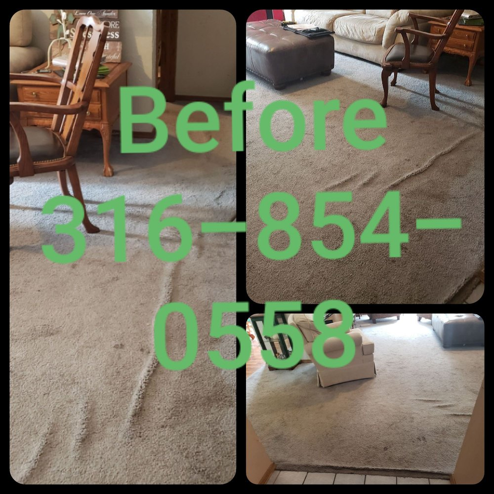 Photo Of Be Amazed Carpet Cleaning Services Wichita Ks United States