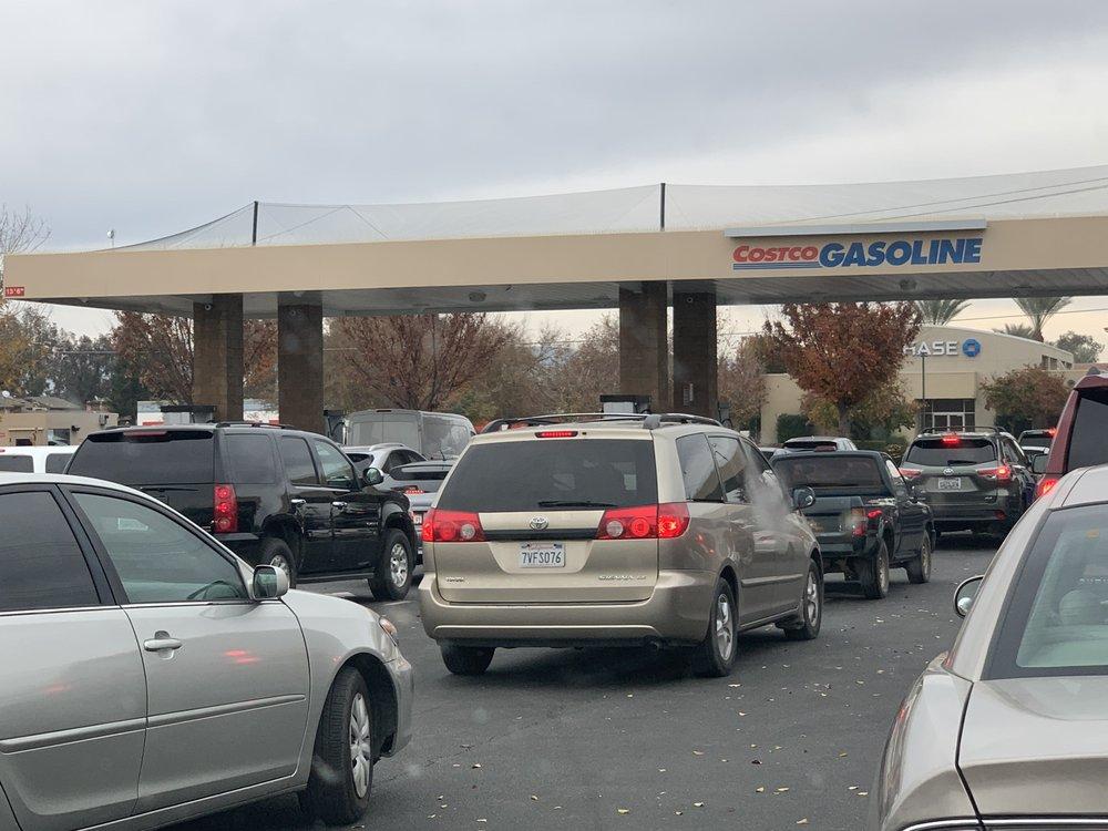 Costco Gasoline: 4900 Panama Ln, Bakersfield, CA