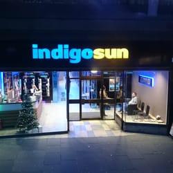 Image gallery indigo sun for Absolute tan salon milton fl