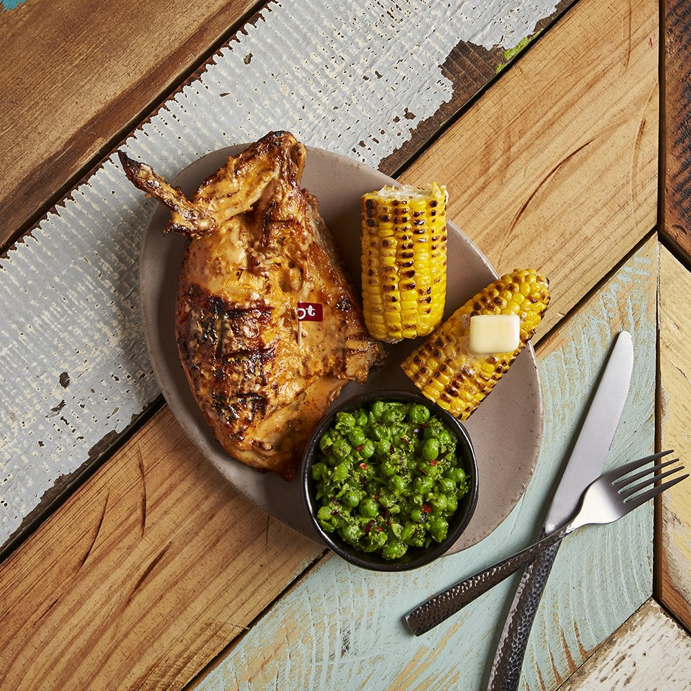 Nando's PERi-PERi: 191 American Way, Oxon Hill, MD