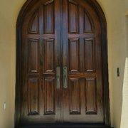 Knotty Alder door Photo of Caldeira Refinishing Company - Dublin CA United States. Same Mahogany doors ... & Caldeira Refinishing Company - 15 Photos u0026 24 Reviews - Refinishing ...