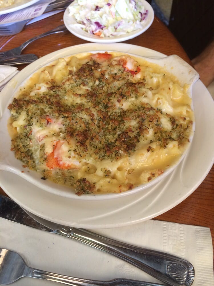 Lobster Mac And Cheese Newport Ri Lobster House