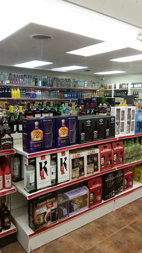 I-40 & Grand Liquor: 1812 S Grand St, Amarillo, TX