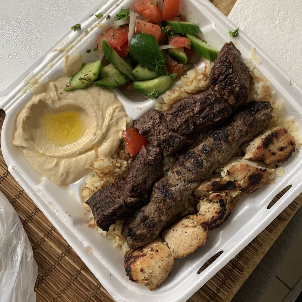 Food from Pita Hot