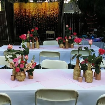 Photo Of Affordable Linen Supply Party Rental