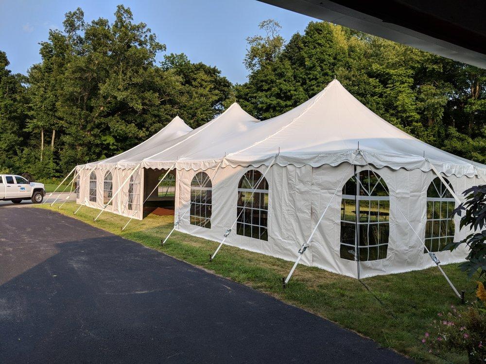 Party Season Tent Rentals: Shrewsbury, MA
