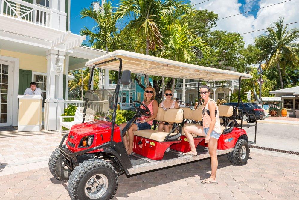 HydroThunder Key West: 150 Simonton St, Key West, FL