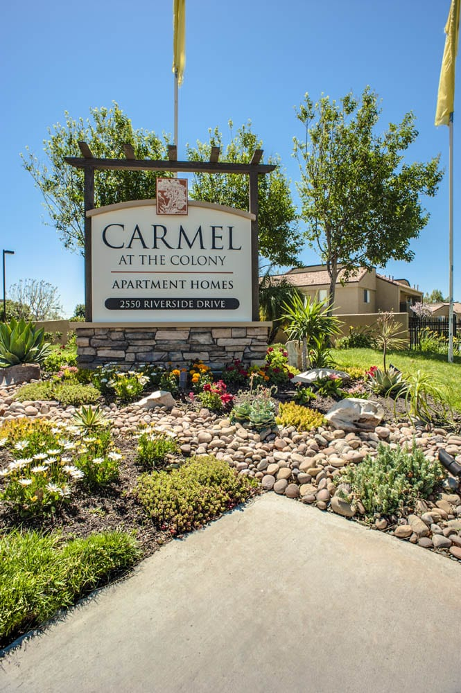 Carmel Apartments Ontario Ca