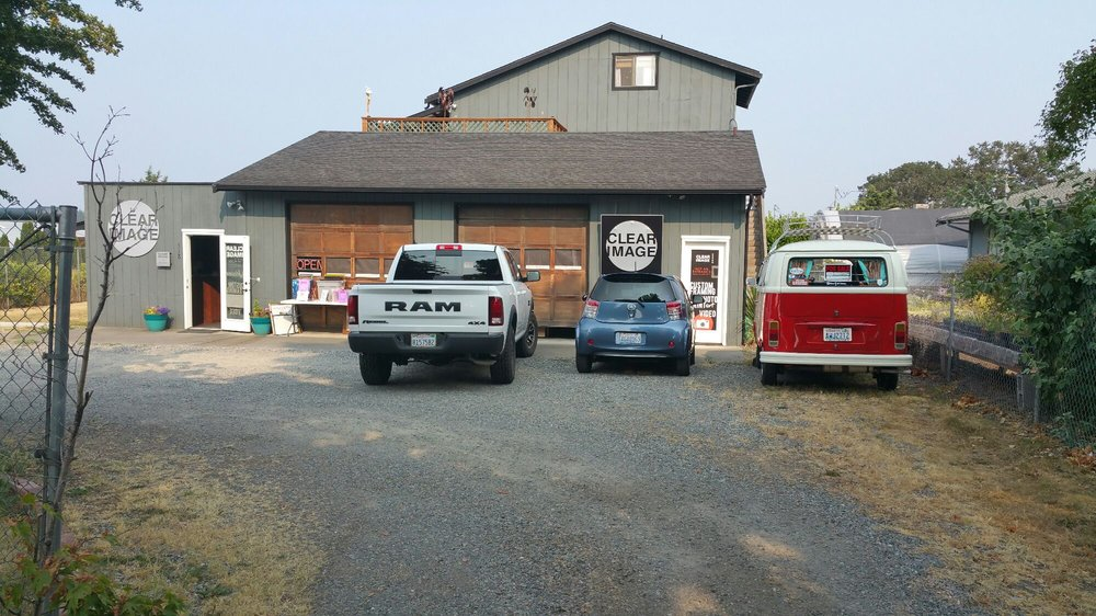 Clear Image Framing and Photo: 518 N Sequim Ave, Sequim, WA