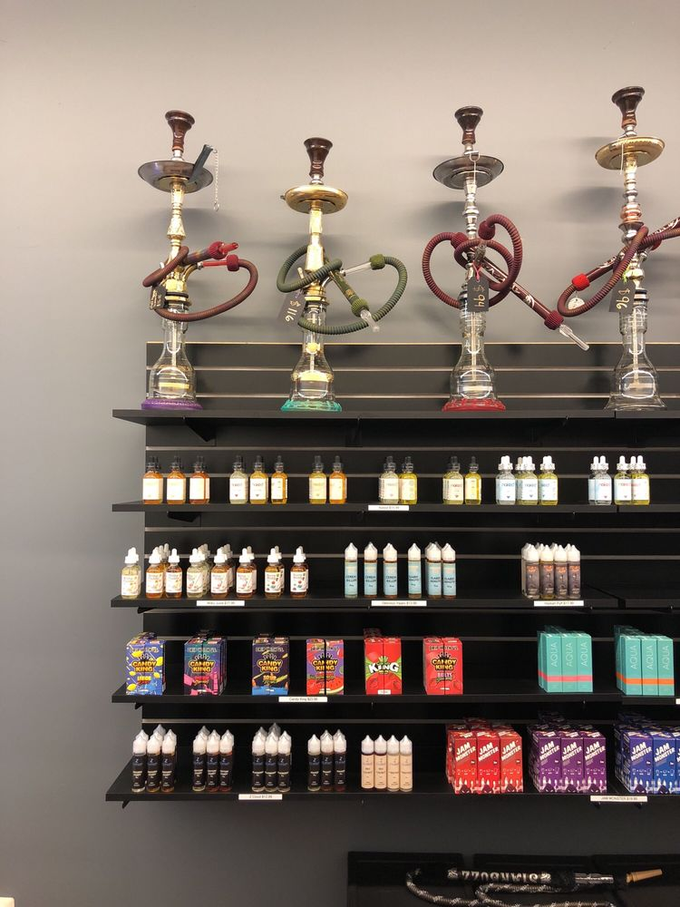 Dream Vape and Tobacco: 7853 Sudley Rd, Manassas, VA