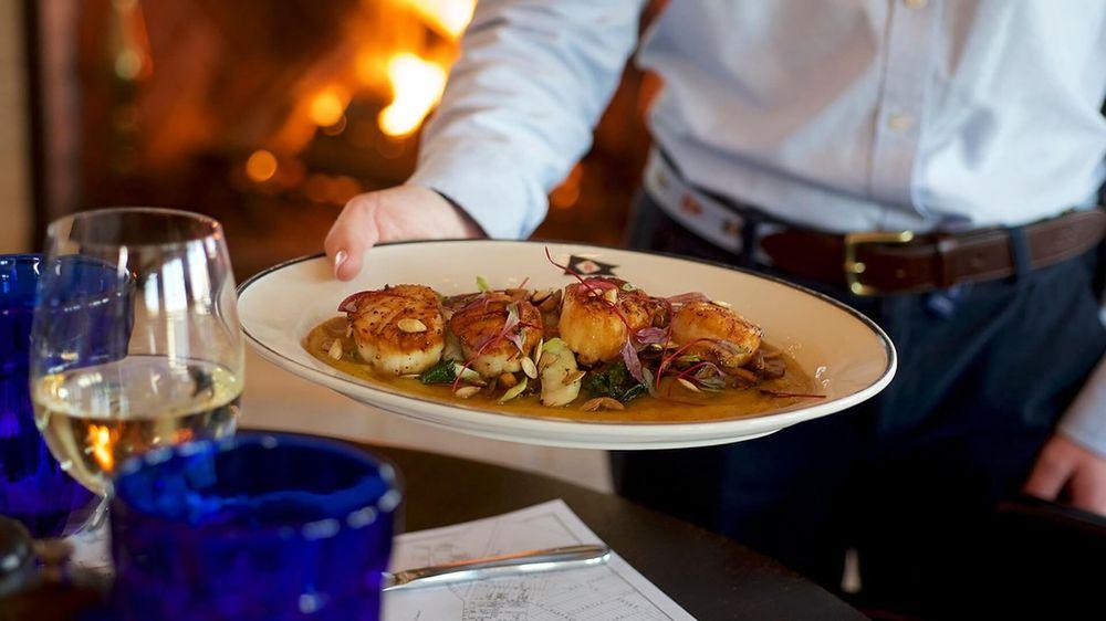 The Restaurant at Baron's Cove: 31 W Water St, Sag Harbor, NY
