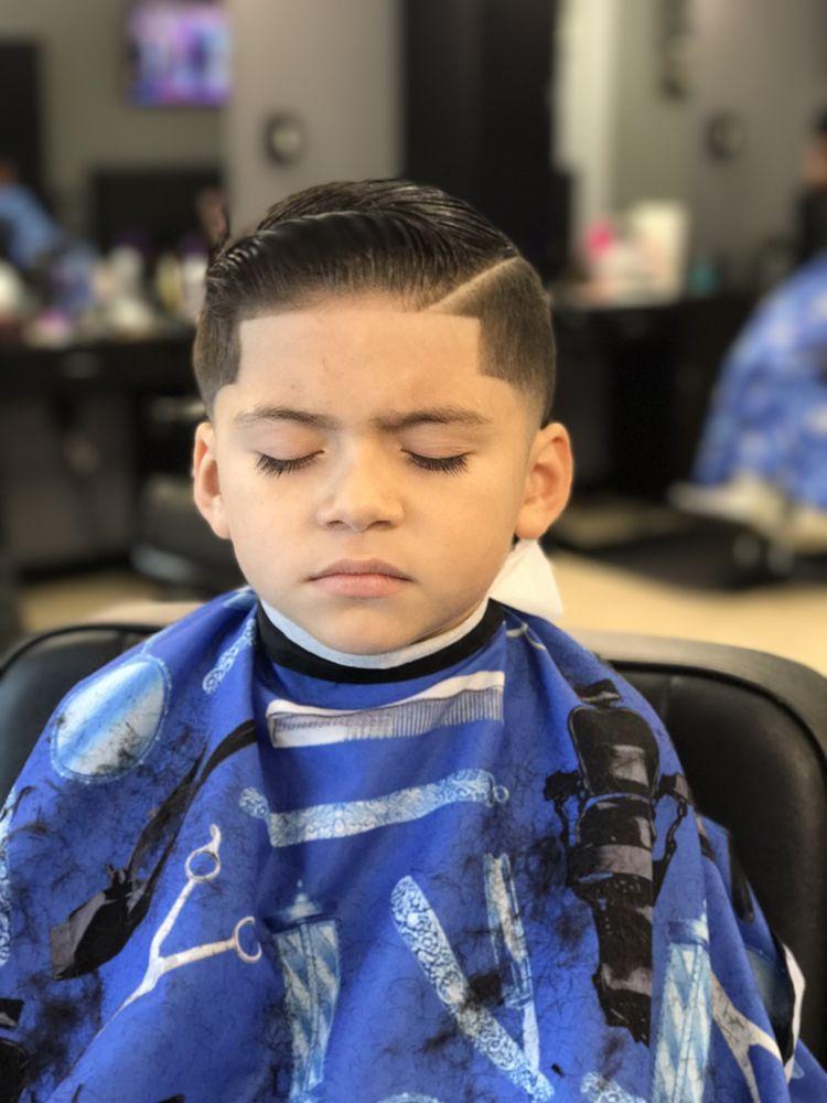 Haircut Kids Comb Over Yelp