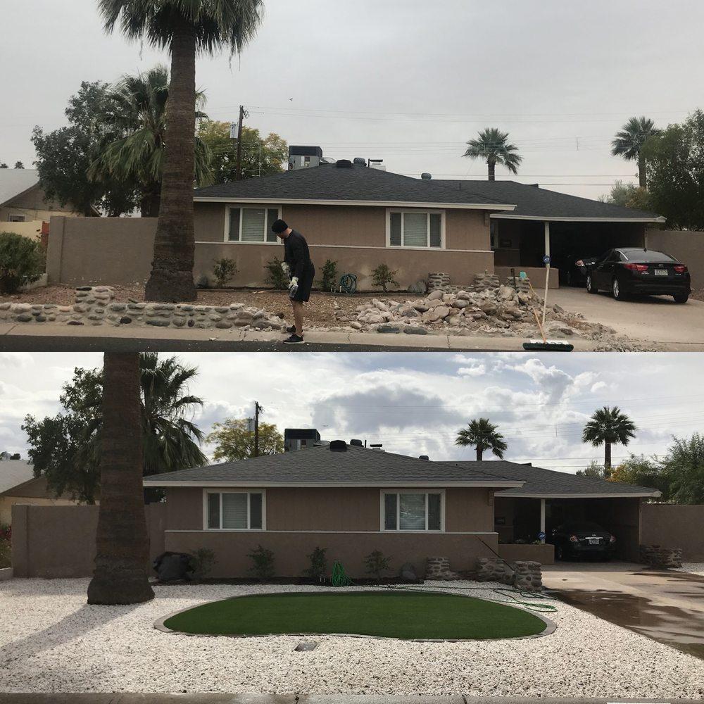 21st Century Grass: 3001 S 35th St, Phoenix, AZ