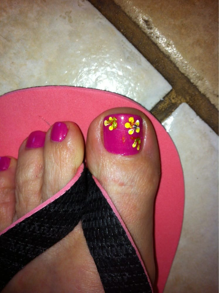 Luxury Nails & Spa Pedicure: 12111 W Maple St, Wichita, KS