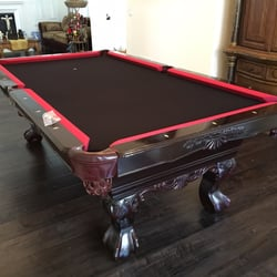 Genial Photo Of Pool Table Pros   Pleasanton, CA, United States. Installed