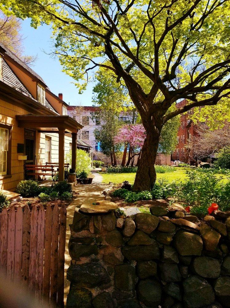 Bowne House Historical Society: 3701 Bowne St, Flushing, NY