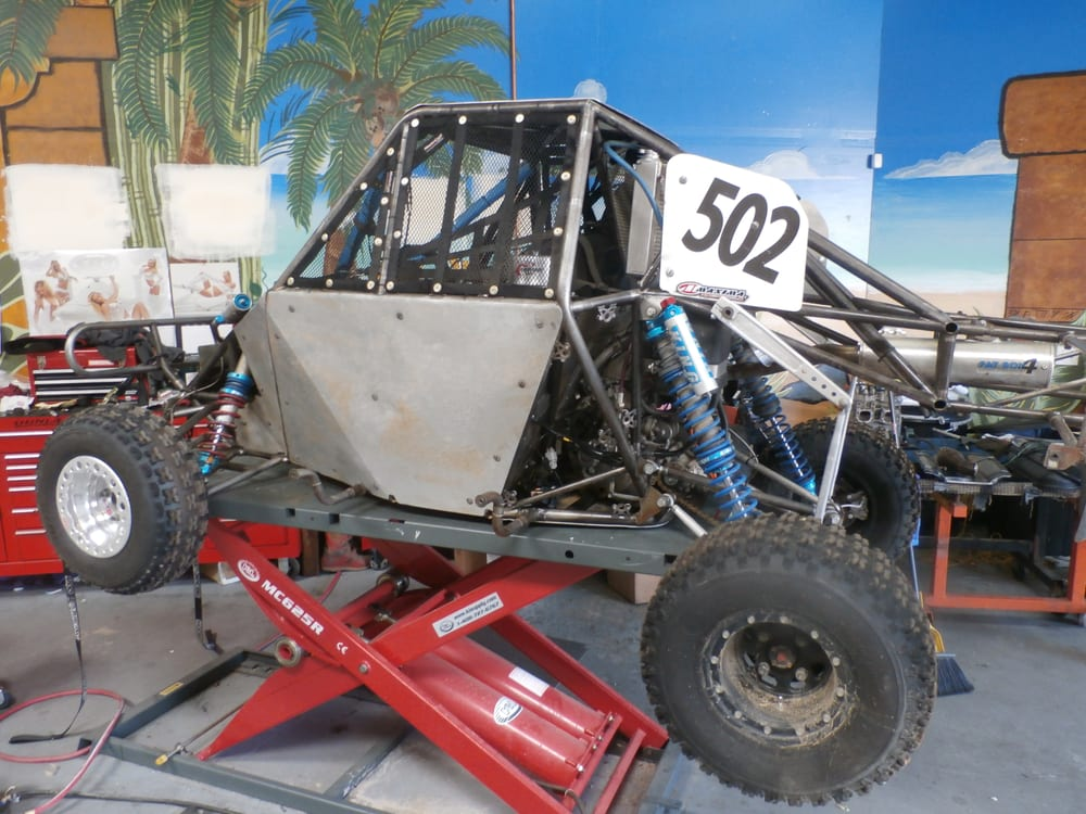 We Offer Trophy Kart Repair (Welding, Engine and Transmission, Spec