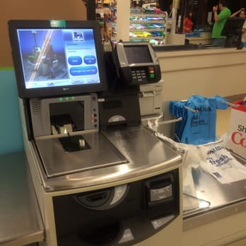 Photo of Food Lion - Concord NC United States. Self checkout is a & Food Lion - 28 Photos - Grocery - 5303 Poplar Tent Rd Concord NC ...