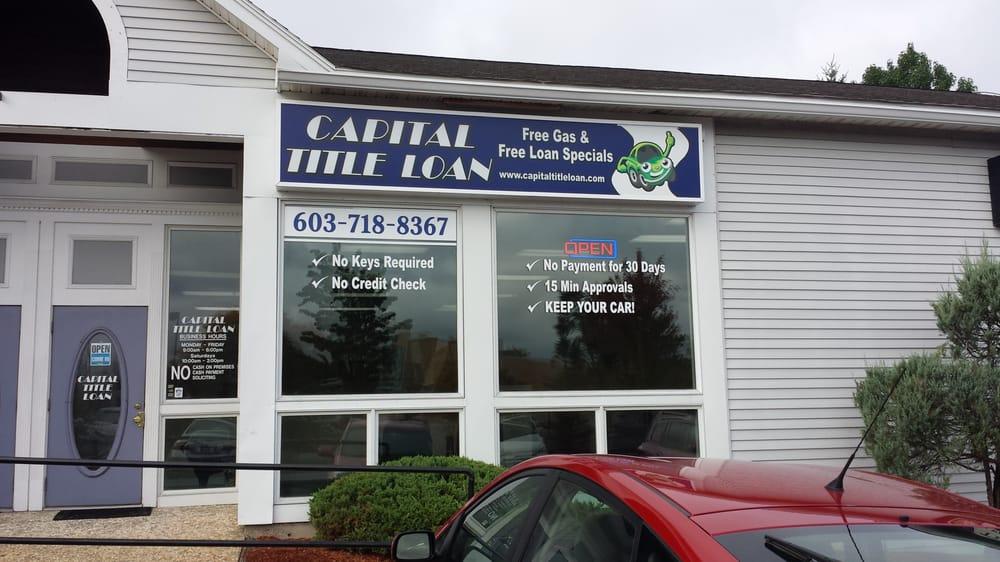 Capital Title Loan