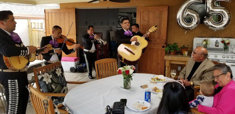 Mariachi Los Pasajeros: 9323 Olympic Blvd, Pico Rivera, CA