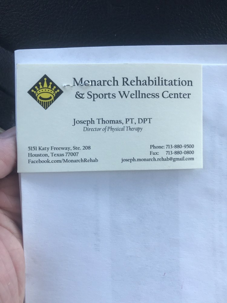 Monarch Pain Care Center: 5151 Katy Fwy, Houston, TX