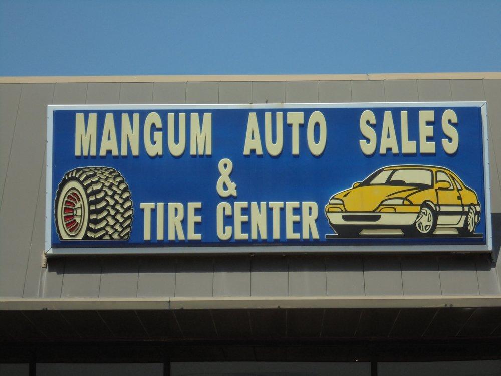 Mangum Auto