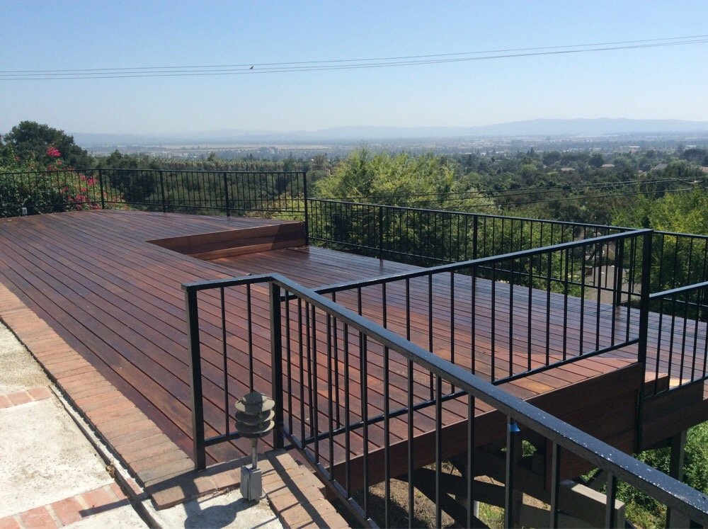 Hardwood Decking Deals - 20540 Superior St, Chatsworth