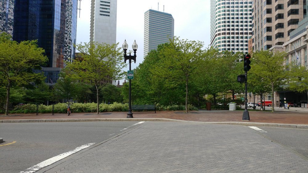Dewey Square Park