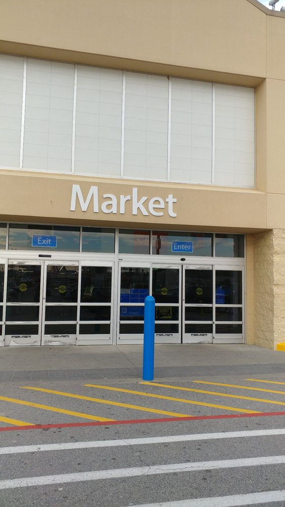 Walmart Super Center: 315 Furr St, South Hill, VA