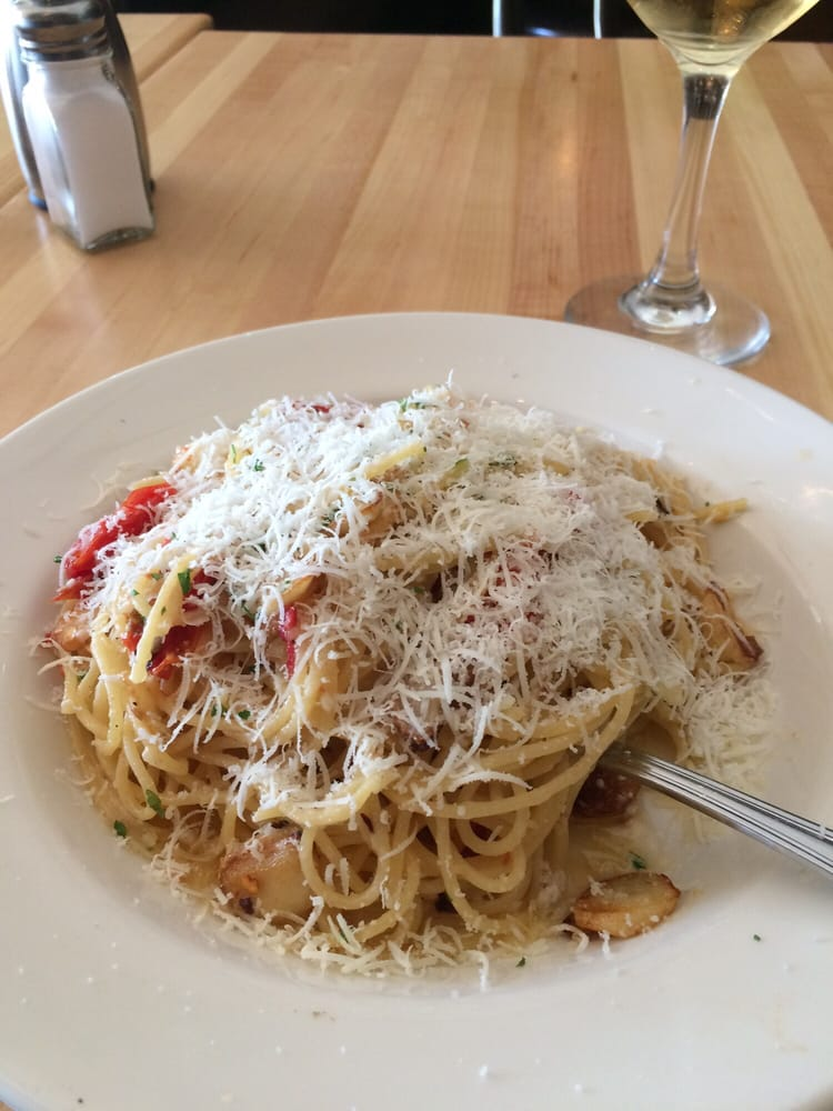 Aglio e olio yelp for Aruffo s italian cuisine