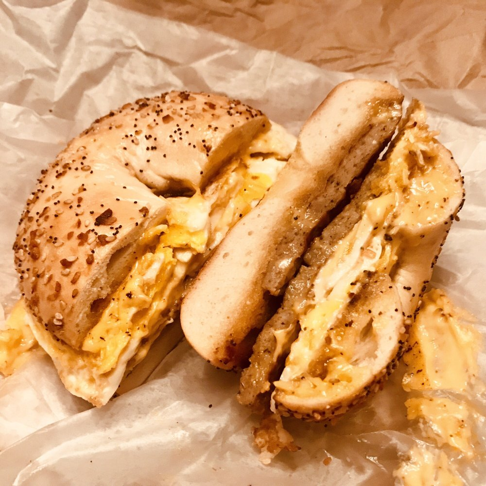 Bagels on the Corner: 416 Blue Valley Dr, Bangor, PA