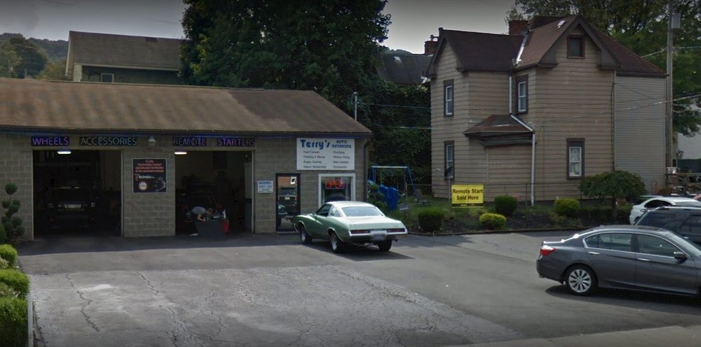 Terry's Auto Detailing: 906 4th Ave, Coraopolis, PA