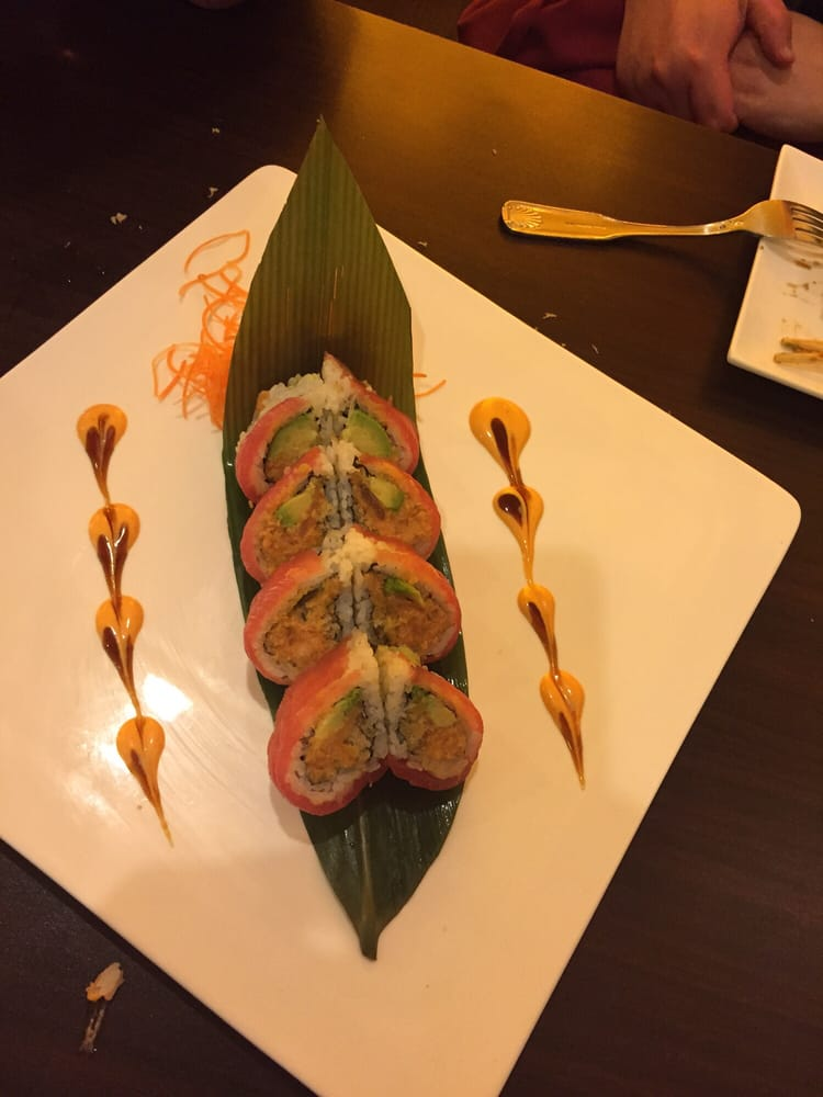 Sweet heart roll yelp - Shogun japanese cuisine ...