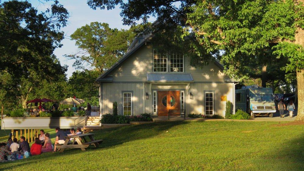 Grace Estate Winery: 5275 Mount Juliet Farm, Crozet, VA