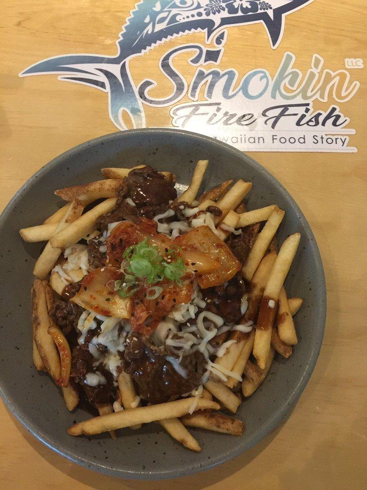 Smokin Fire Fish: A Hawaii Food Story: 3258 NE Broadway St, Portland, OR