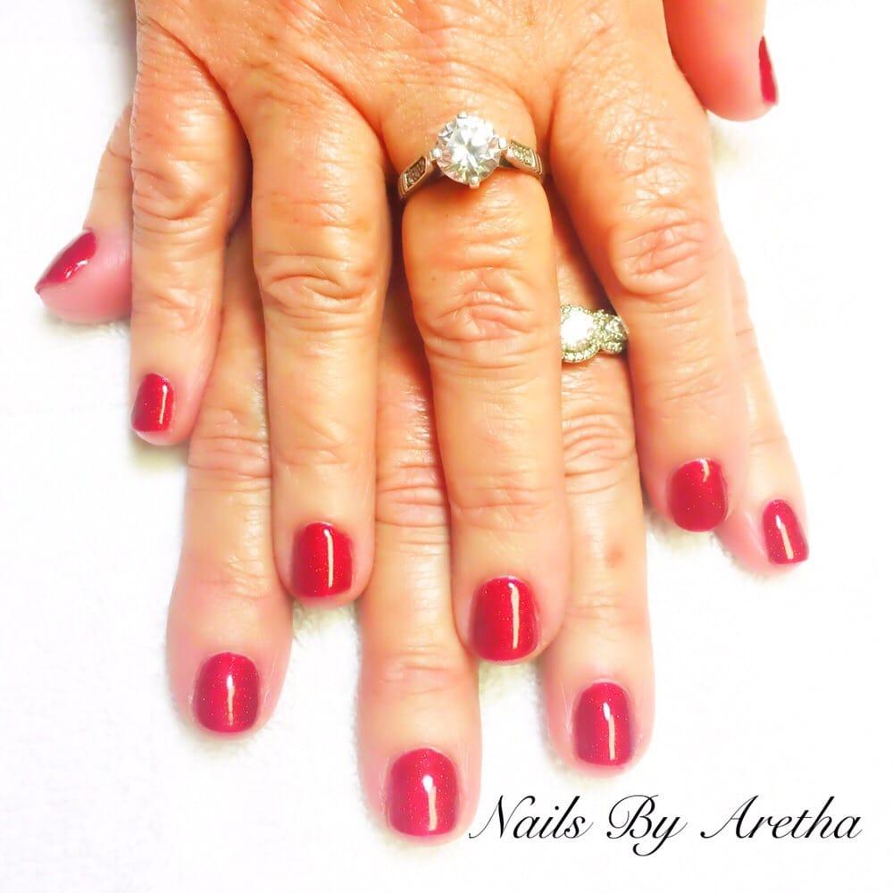 Natural Nail Services By Aretha