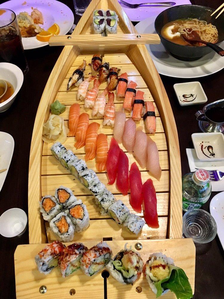 Tenji Asian Cuisine: 5490 Beach Blvd, Mason, OH
