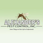 Pest Control Ellwood City  Alexander's Pest Control