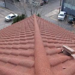 Photo Of Advanced Exteriors Denver Co United States Decra Villa Tile