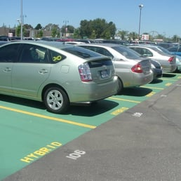 Airpark oakland airport parking coupon