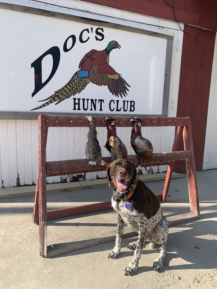 Doc's Hunt Club & Sporting Clays: 2947 Prospect Cir, Adel, IA