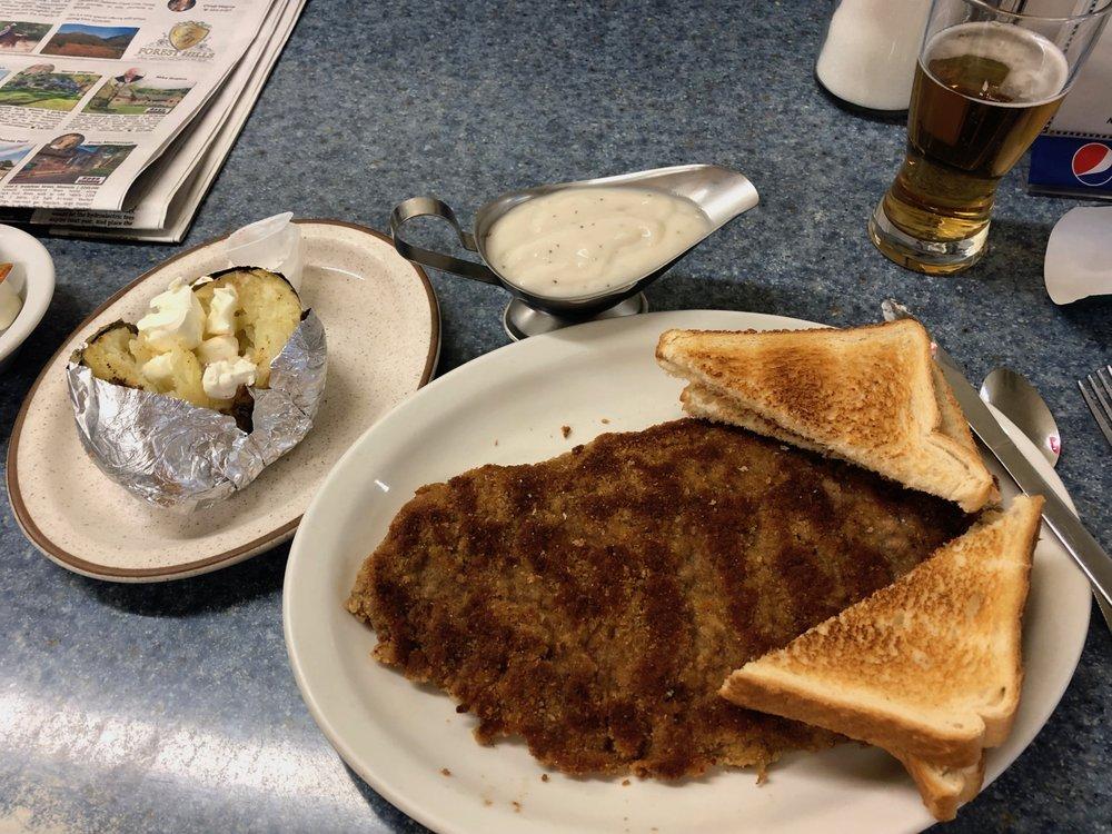 Speedway Diner: 811 Main, Forsyth, MT