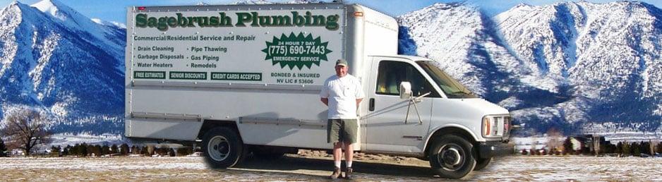 Sagebrush Plumbing: 761 Quarter Cr, Gardnerville, NV