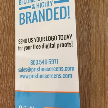 Photo of pristine screens denver co united states call for cool collateral