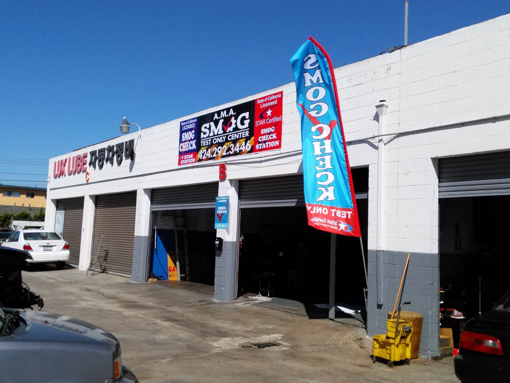Automotive Place Near Me >> Photos for A M A SMOG TEST ONLY CENTER - Yelp