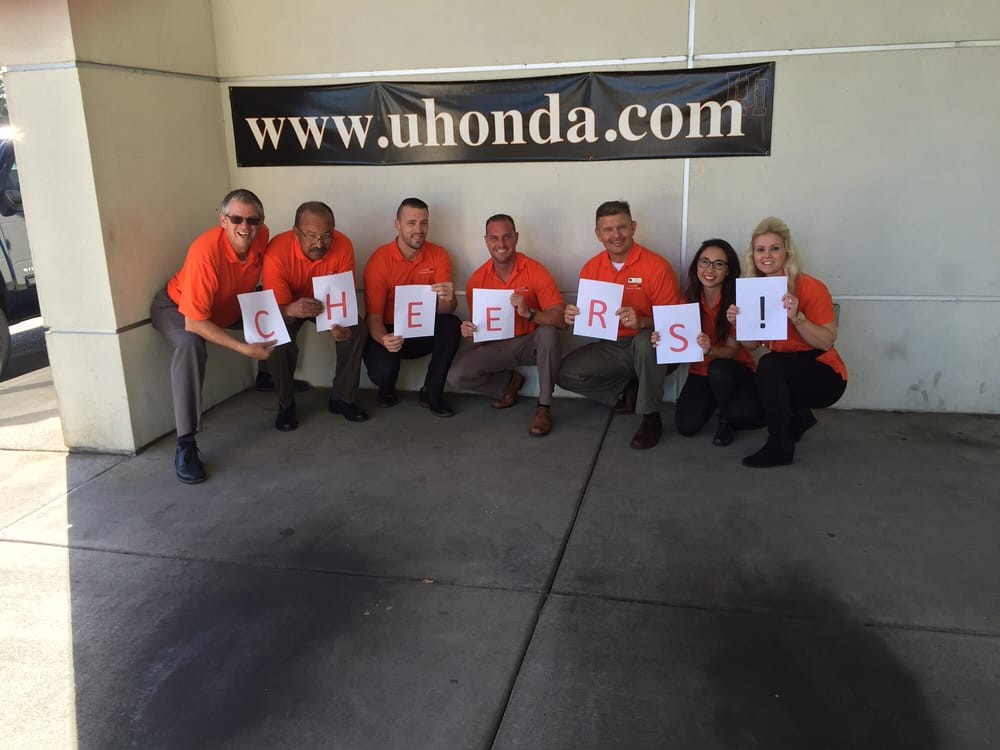 Cheers from the sales staff yelp for University honda corvallis