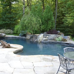 Photo Of Aqua Scapes Pools   Bethel, CT, United States. Natural Outdoor