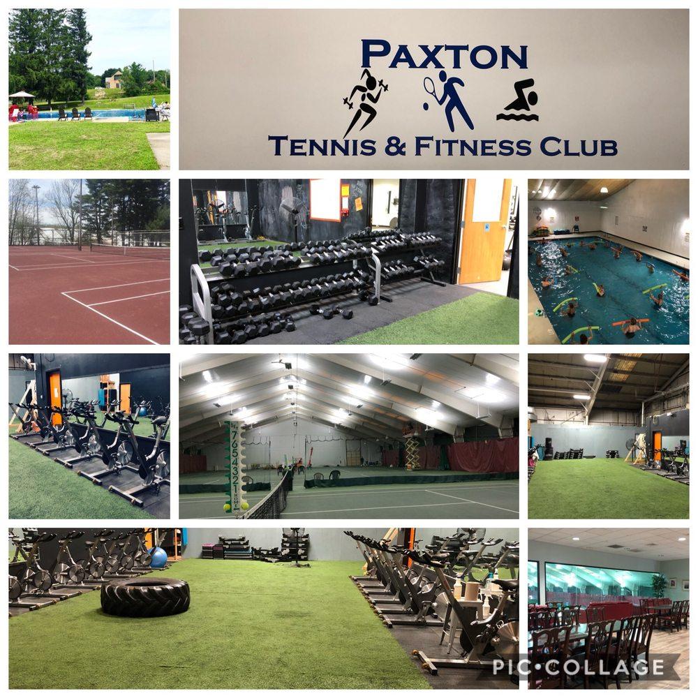 Paxton Tennis & Fitness Club: 603 Pleasant St, Paxton, MA